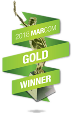 2018 MarCom Gold Award Winner